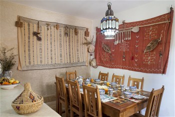 for your delightsyou can taste delicious dishes of the traditional moroccan cooking